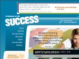 Success Magazine :: Revista de oportunidades de negocio