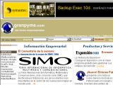 GranPyme.com :: Recursos y servicios para las PYME. Tiene directorio de productos y empresas.