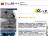 CONATEL - Comision Nacional de Telecomunicaciones ::