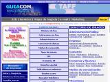 Guiacom.es :: Puerta de entrada a Internet para las empresas, con los contenidos, servicios y enlaces imprescindibles para rentabilizar el uso de Internet