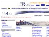 Latin-Focus.com :: Informacion confiable sobre las economias latinoamericanas