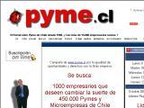 PYME cl :: Comunidad virtual de Pequeños y Medianos Empresarios Chilenos