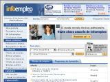 Infoempleo.es :: Base de datos empleo, becas, cursos y oposiciones en España