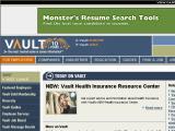Vault.com :: Informacion sobre empresas, proveida por los mismo empleados