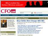 CFO Magazine :: Revista dirigida a altos gerentes de finanzas