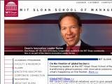 Sloan Management Review :: Revista quincenal de la escuela de negocios de MIT, orientada a enlazar la investigacion con la realidad
