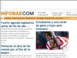 InfoBAE.com :: Diario de negocios