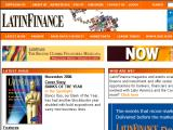 LatinFinance.com :: Sitio de la revista Latin Finance, que cubre los mercados financieros y de capital en Latino America