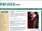 Portafolio :: El diario de economia y negocios de Colombia