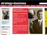 Strategy & Business :: Revista de la consultora Booz Allen Hamilton