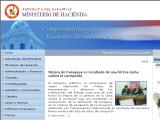 Ministerio de Hacienda ::