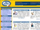 CompuTrabajo - España :: Bolsa de Trabajo y base de datos de cv