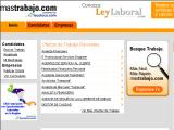MasTrabajo :: Bolsa de empleo