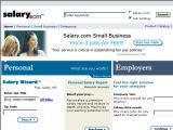 Salary.com :: Provee informacion sobre salarios y valuacion de personal