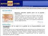 Area Recursos Humanos :: Portal de los recursos humanos integrados
