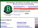 Bpubs.com :: Motor de busqueda de publicaciones de negocios