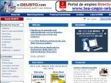 e-Deusto.com :: Espacio virtual de Ediciones DEUSTO, con contenidos, recursos, productos y servicios en torno a libros de gerencia