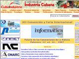CubaIndustria.cu :: Proyecto del gobierno cubano para mejorar el acceso a la informacion industrial