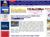 InfoMine.com :: Fuente de informacion sobre el negocio de la mineria global