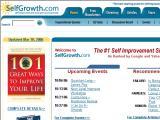 SelfGrowth.com :: Guia de crecimiento personal, auto-mejora y auto-ayuda