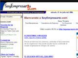 SoyEmpresario.com :: El Portal para el Empresario y el Entrepreneur