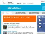 Marketplace.org :: Programa diario de la radio publica norteamericana, sobre negocios y economia. Programa intersante y divertido, para seres humanos normales - no CEOs