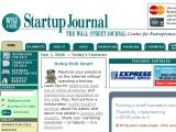 StartupJournal.com :: Centro para emprendedores del Wall Street Journal