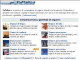 TuPoliza.com :: Compare precios de seguros en linea