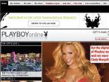 Playboy.com :: Tradicional revista erótica