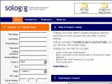 SoloGig.com :: Ofrezca sus servicios como profesional o consultor independiente ante grandes contratantes de EUA