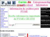 Pyme.com.mx :: sitio que se ha desarrollado para apoyar a las Pequeñas y Medianas Empresas a mejorar su administración