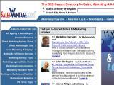 SalesVantage.com :: Directorio para ejecutivos de ventas, mercadeo y publicidad