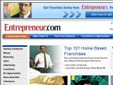 Guia de franquicias de Entrepreneur :: Provee toda la informacion que necesita para encontrar y comprar un franquicia