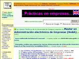 5campus Empleo :: Seccion del portal de la Universidad de Zaragoza, con mas de 3.500 enlaces en 14 categorias, guias y consejos sobre empleo