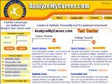AnalyzeMyCareer.com :: Evluacion de las habilidades y personalidad ocupacional y emprendedora