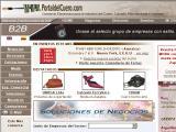 Portal del Cuero :: Portal de negocios B2B especializado en calzado, marroquineria, confección, manufacturas, artesanias en cuero y materias primas e insumos y servicios para el sector, focalizado en America con proyección mundial