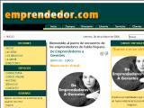 Emprendedor.com :: El lugar de encuentro de los emprendedores de habla hispana. Encuentre cursos en línea, servicios e información para iniciar su negocio, para darle un vuelco a su negocio actual o a su vida profesional.