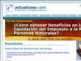 Actualicese.com :: Portal de contadores públicos
