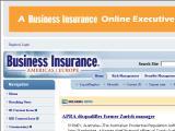 BusinessInsurance.com :: Portal para los ejecutivos de negocio responsables por la compra y administracion de seguros corporativos