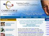 CamiloCruz.com :: Site del motivador, autor, orador y academico, dedicado al area de maximo rendimiento y exito personal y empresarial
