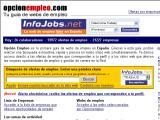 OpcionEmpleo.com :: Guia de paginas web de empleo