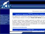 Asociación Colombiana de Ejecutivos de Finanzas :: En esta página podrá encontrar información de interés acerca de cursos de actualización financiera y descargar las memorias de algunos de ellos.