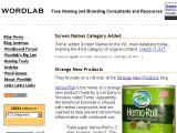 WorldLab.com :: Consultoría y recursos gratis para encontrar nombres y marcas. Contiene herramientas, articulos y listados de nombres