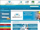 CapitalHumano.net :: Portal dedicado a todo lo relacionado con el Capital Humano: reclutamiento y selección de talento, capacitación y desarrollo, artículos de interes, eventos, comunidad para profesionales de Recursos Humanos.