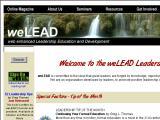 LeadingToday.org :: Organizacion sin fines de lucro dedicada al mejorar el entendimiento y la educación en liderazgo personal y organizacional. Cuenta con foro, recursos, articulos y mas.