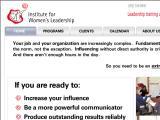 WomensLeadership.com :: El Instituto para el liderazgo de la mujer provee entrenamiento, coaching y consultoría a mujeres y hombres que buscan el cambio en sus organizaciones