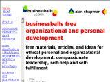 BusinessBalls.com :: Material, ideas, ejemplos y plantillas gratis para el desarrollor personal y organizacional. Actividades, juegos y ejercicios para construir equipos.