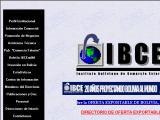 Instituto Boliviano de Comercio Exterior - IBCE :: Institución técnica de promoción de comercio, cuyo trabajo se enmarca en el cumplimiento de los grandes objetivos nacionales de expansión del comercio hacia nuevos mercados