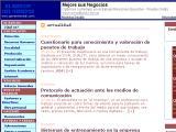 GerenteWeb.com :: Espacio temático en internet dirigido a aquellas personas que están al frente de empresas PYMES