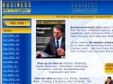 BusinessSummary.com :: Lo mejor de las revistas de gerencia y negocios, en un resumen quincenal